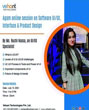 Session - Software UI-UX Interface & Product Design by Ms. Ruchi Nassa