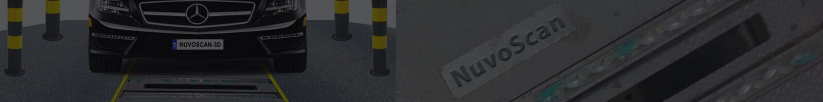 NuvoScan®  3D - Automated Under Vehicle Scanning System