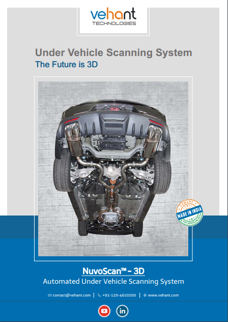 Whitepaper - NuvoScan 3D - Under Vehicle Scanning System