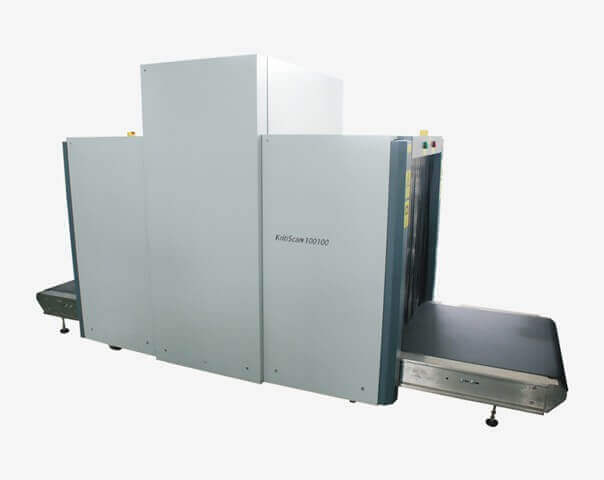 KritiScan™ 100100 - Multi-energy X-ray Baggage Scanner