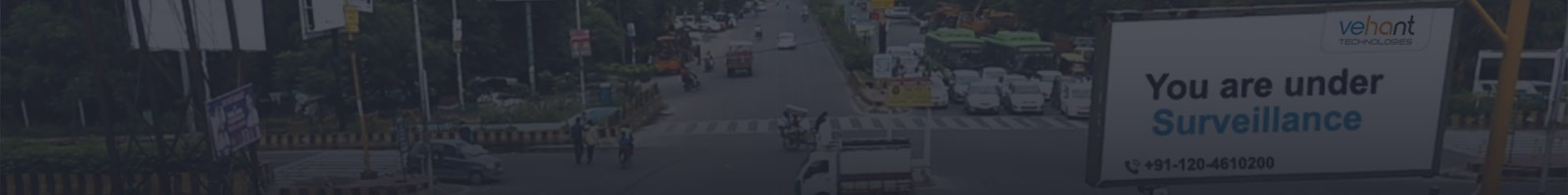 TrafficMon® -  Red Light Violation Detection System