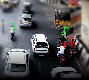 TrafficMon® - No Helmet Violation Detection System